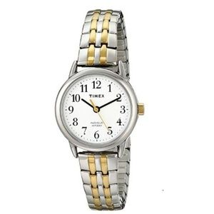 Accessories - Women's Easy Reader Dress Expansion Band Watch